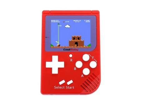 Κονσόλα Coolbaby Handheld Game Player Video Game Console 129 Games ... 3791eb866f2