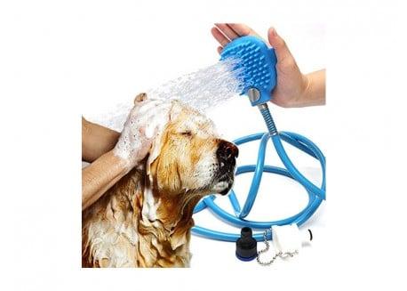 Λάστιχο Βούρτσα Καθαρισμού για Πλύσιμο Σκύλων AquaPaw - Pet Bathing Tool b86ee9f5da9